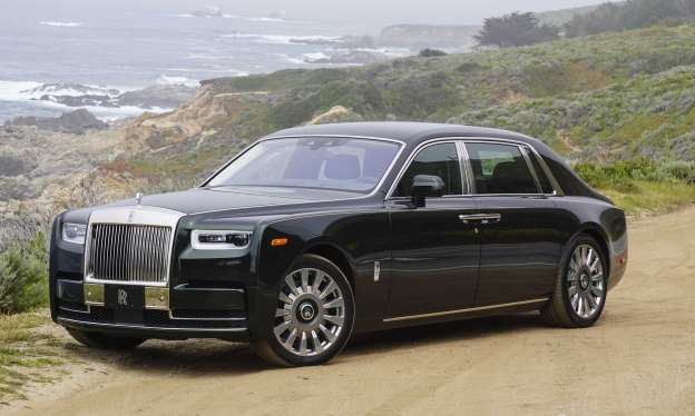 Rolls Royce Phantom (2018)