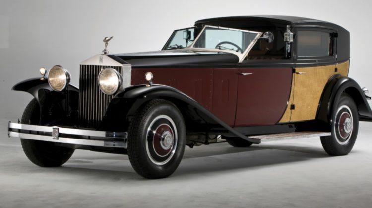 Rolls Royce Phantom II Special Town Car (1933)