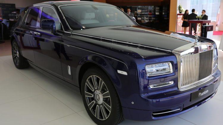 Rolls Royce Phantom Limelight Coupe