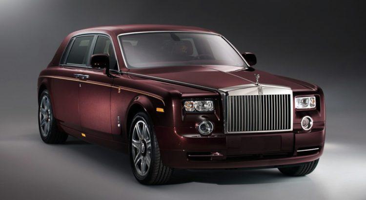 Rolls Royce Phantom Mansory Conquistador & Year of the Dragon Edition