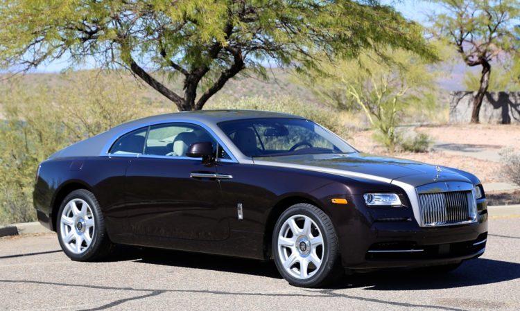 Rolls Royce Wraith (2014)