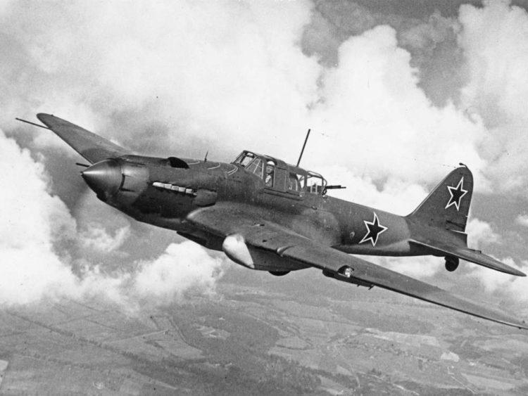Russian001 e1533873088859 Los 10 aviones de la Segunda Guerra Mundial más reconocidos de la historia