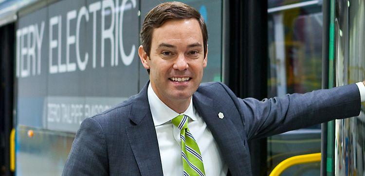 Ryan Popple 10 cosas que no sabías sobre el director ejecutivo de Proterra, Ryan Popple