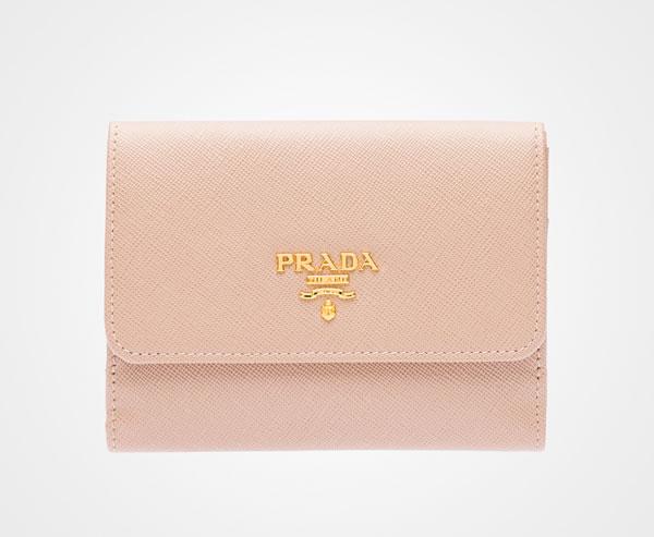 Saffiano multicolored leather flap Las carteras de Prada más caras que puedes comprar ahora mismo