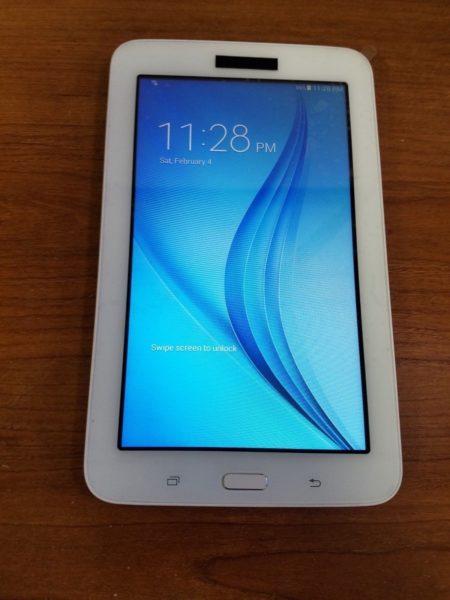 Samsung Galaxy Tab E Lite Kids SM T113 8GB Las cinco mejores tabletas para niños del mercado actual