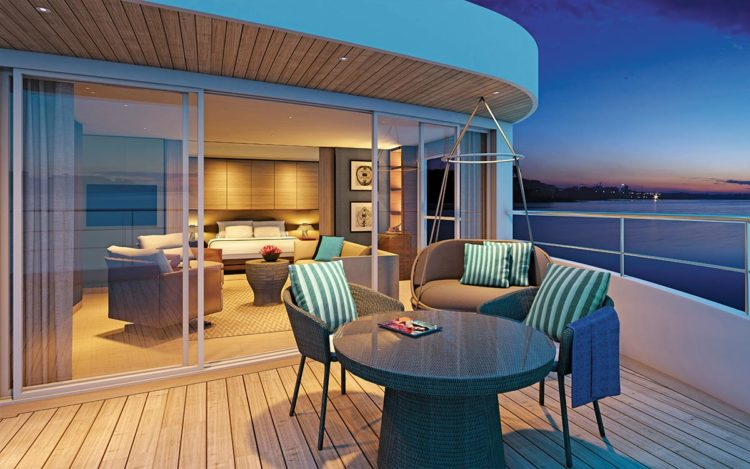 Scenic Spirit Royal Panorama Suite. Scenic Cruises 5 cosas que te encantarán del crucero por el río más lujoso del Mekong