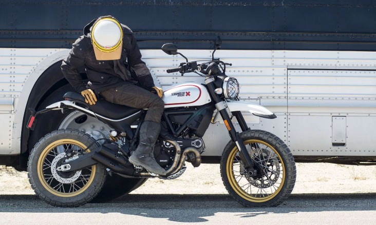 Scrambler Ducati Desert Sled Las 10 mejores motocicletas para principiantes