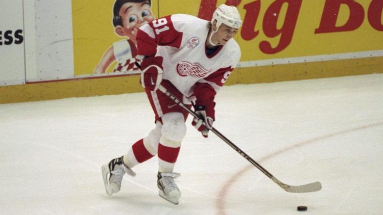 Sergei Fedorov Los 20 jugadores de la NHL más ricos de todos los tiempos