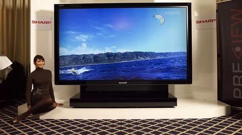 Sharp Los 10 televisores más caros del mundo en 2019