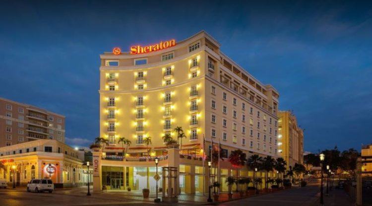 Hotel Sheraton Viejo San Juan