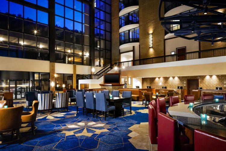 Hotel Sheraton Pittsburgh en Station Square