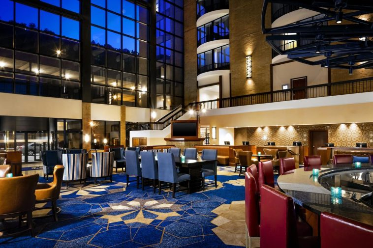 Sheraton Pittsburgh Hotel at Station Square Los 20 mejores hoteles en Pittsburgh