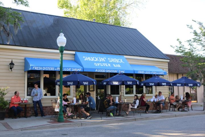 Shuckin Shack Los 10 mejores restaurantes de mariscos en Summerville, SC