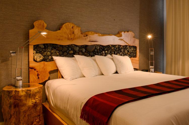 Conversión de hotel Skwachays Lodge