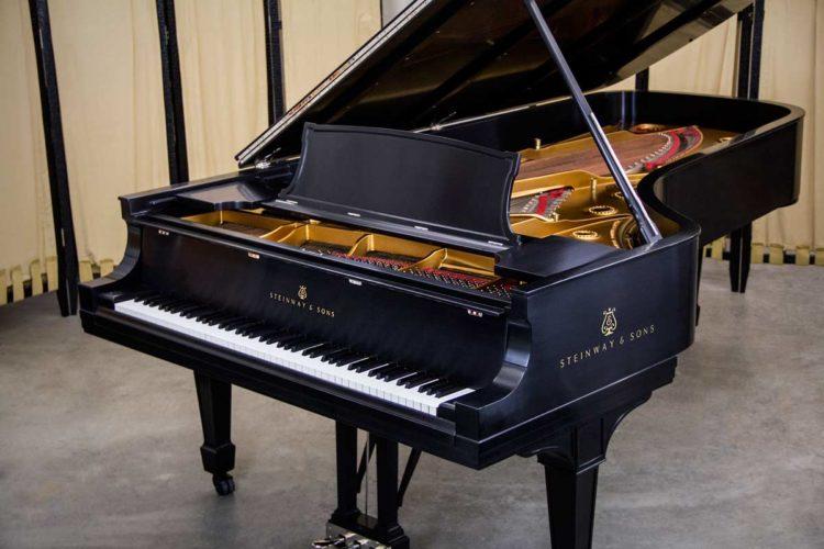 Piano de cola de concierto Steinway modelo D