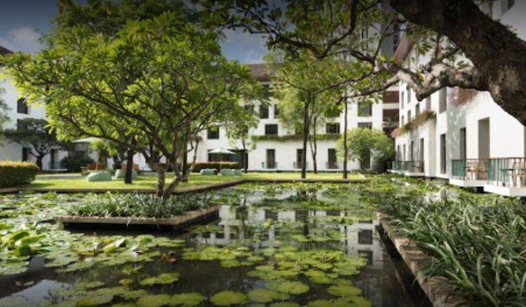 Sukhothai Bangkok Los 20 mejores hoteles en todo Bangkok