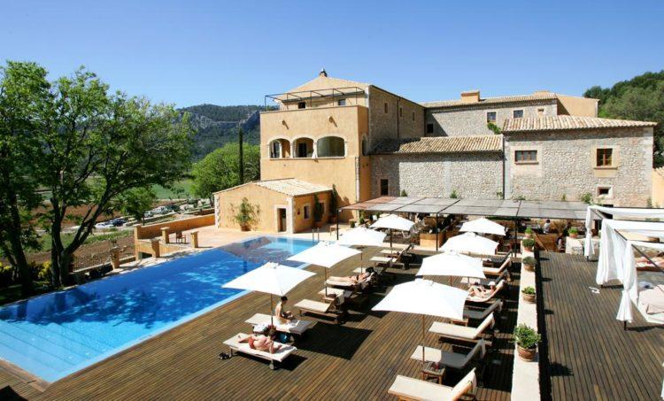 Sun Brull Hotel and Spa Los 10 hoteles más caros de España