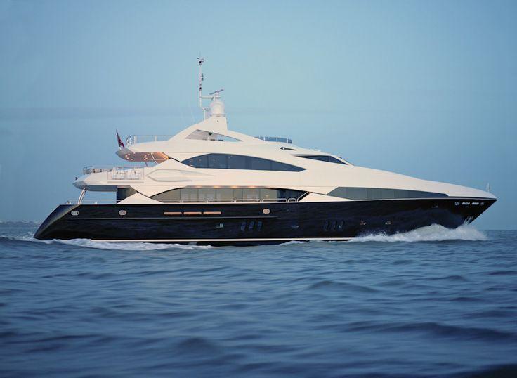 Sunseeker Yachts 1 Las diez mejores empresas de yates de 2017