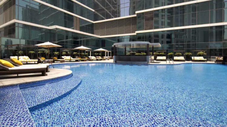 Taj Dubái