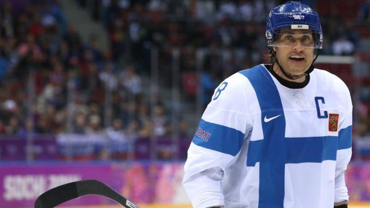 Teemu Selanne Los 20 jugadores de la NHL más ricos de todos los tiempos