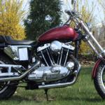 The 1981 Harley Davidson Sportster Una mirada más cercana a la Harley-Davidson Sportster de 1981