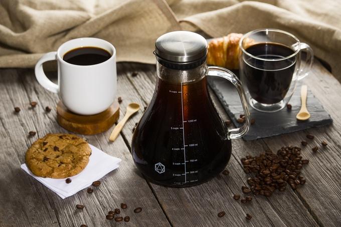 The Arctic Sistema de café frío para un café perfecto