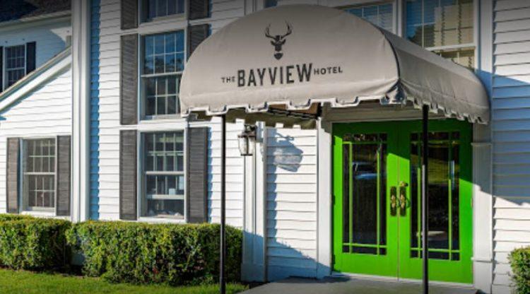 El hotel Bayview