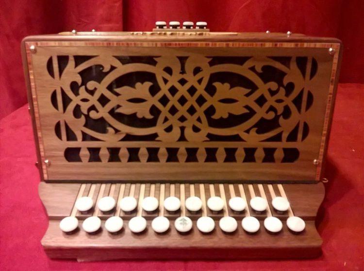 The Castagnari Magic 3o Los acordeones más caros jamás vendidos