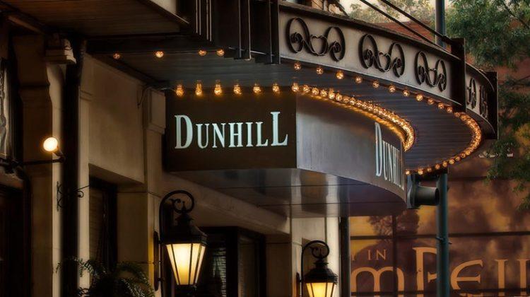 El hotel Dunhill