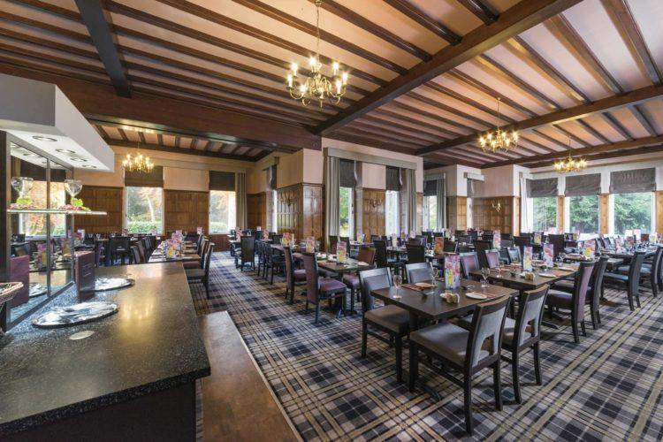 El hotel Highland