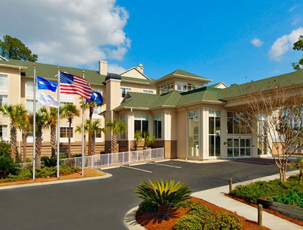 El Hilton Garden Inn Hilton Head