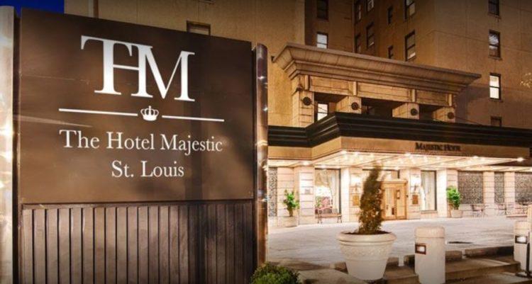 El Hotel Majestic
