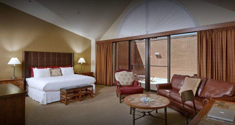 El Lodge en Ventana Canyon