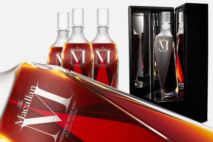 """The Macallan """"M"""" 10 de los whiskies más caros del mundo"""