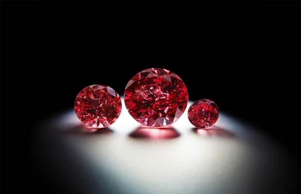The Moussaieff Red Diamond Los cinco tipos de rocas más caras del mundo