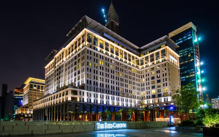 Centro financiero internacional Ritz-Carlton Dubai