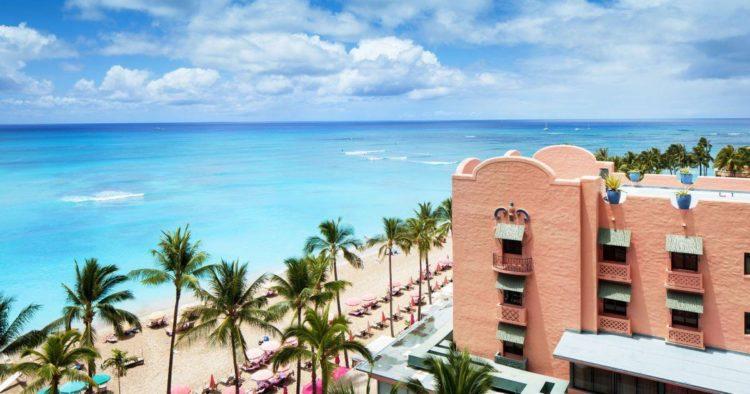 El Royal Hawaiian Waikiki
