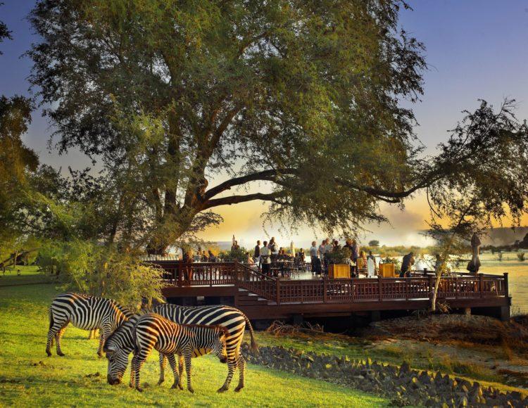 The Royal Livingstone Hotel - Destino de safari