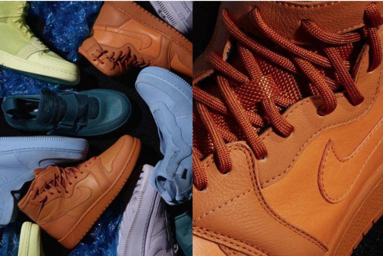 The reimagined 1 collection Las ventas de zapatillas están creciendo entre las mujeres y la industria de las zapatillas finalmente se está dando cuenta