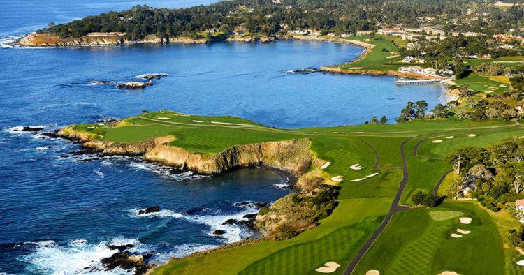 The spyglass golf course Los 10 campos de golf más caros del mundo para jugar