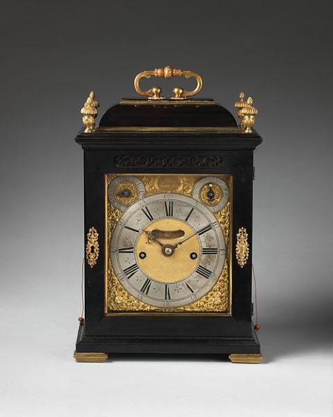 Thomas Tompion Clock Los 5 relojes más caros jamás vendidos en una subasta