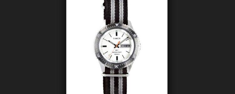 Reloj Timex + Todd Snyder Maritime Sport MS1