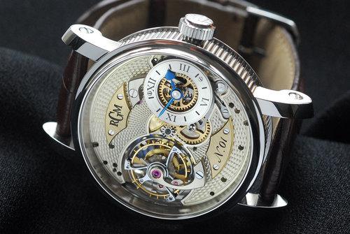 Tourbillon Los cinco mejores relojes RGM del mercado actual