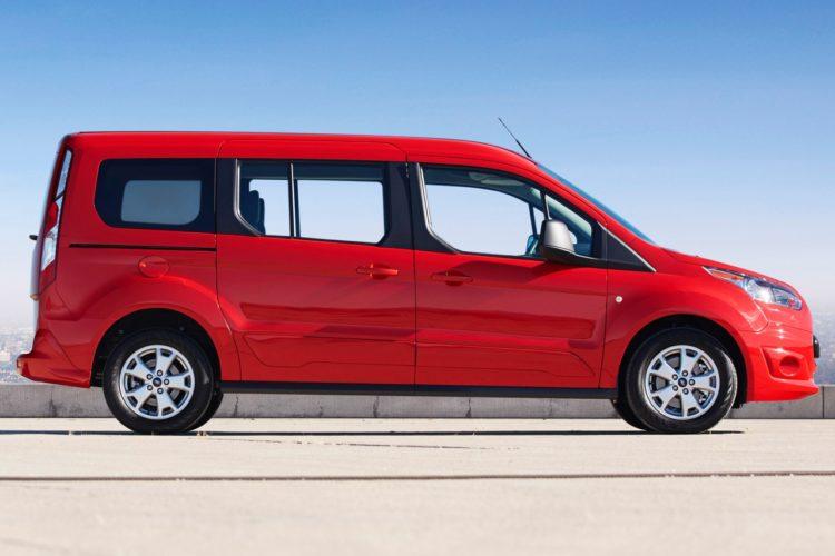 Transit connect Las diez minivans mejor valoradas de 2017