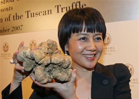 Truffle brain Las cinco trufas más caras de la historia