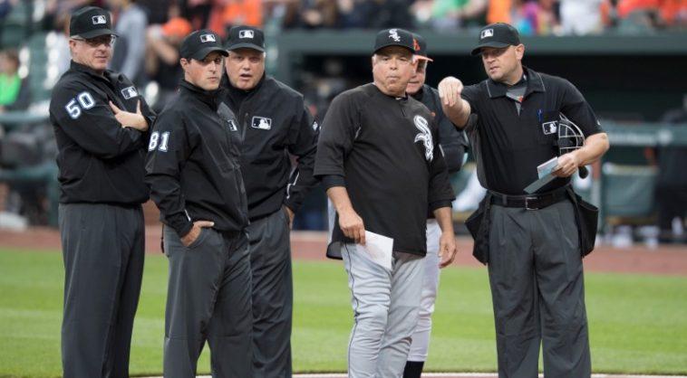 Umpires ¿Cuál es el salario de un árbitro de MLB?