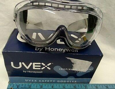 Uvex by Honeywell Safety Goggles with Flex Seal Las cinco mejores gafas de seguridad del mercado actual