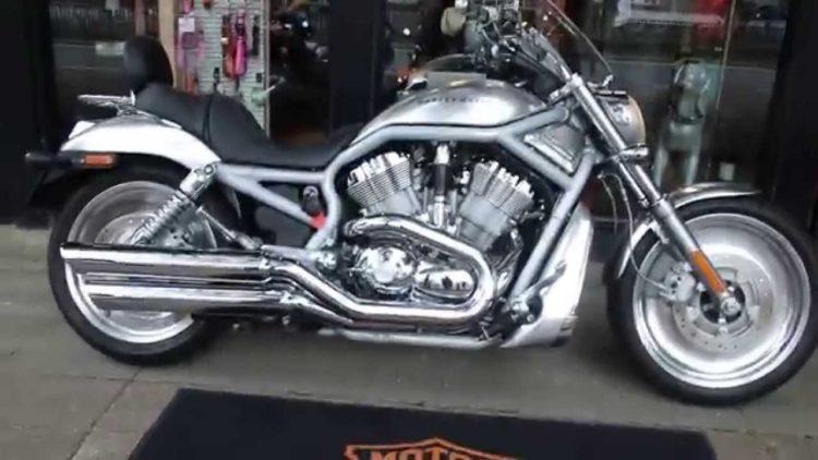 VRSC V Rod 2002 Las 10 motocicletas Harley Davidson más caras