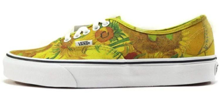 Vans Una mirada más cercana a la colección Vans Van Gogh