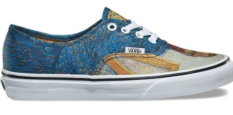 Vans Van Gogh Una mirada más cercana a la colección Vans Van Gogh